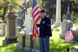 Civil War Tour at the Woodlawn Cemetery