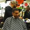 Yanks' Home Opener at the Eclipse Barber Shop