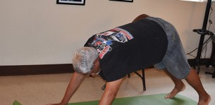 Veterans Use Yoga to Fight PTSD
