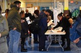Long Lines, Motivated Voters