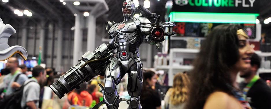 Comic Con 2019