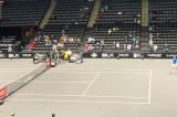 Behind The Scenes of a Tennis Tournament