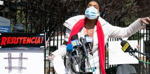 """Bronx Health Care Workers: """"We Need PPE"""""""