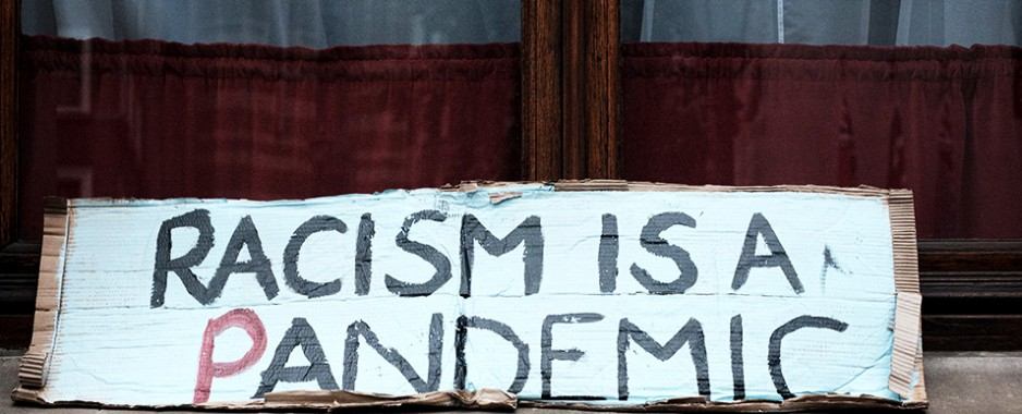 Pandemic Spurs Spike in Anti-Asian Hate