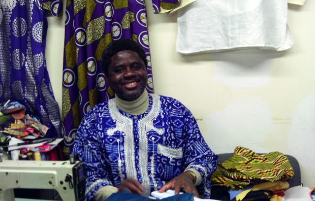 African People Alliance President Djounedou Titikpina