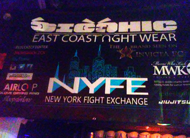 Sic Chic East Coast Fight Wear banner