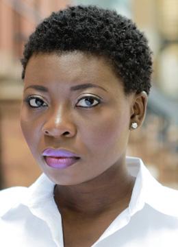 Abi Ishola natural hair