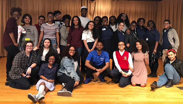 Spoken Word Poetry Club | The Bronx Journal